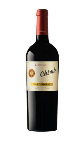 Chivite Colección 125 Reserva 2012