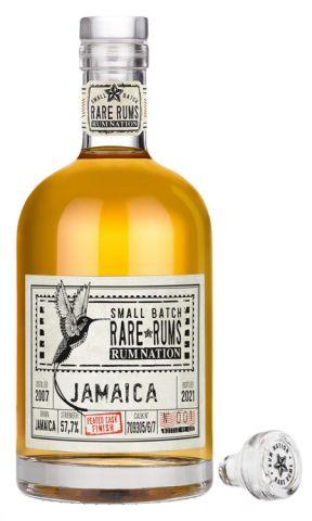 Rum Nation Jamaica 2007-21 Peated Cask Finish