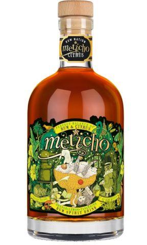Rum Nation Meticho Citrus
