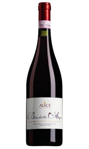 Brachetto D'Acqui Cantina Alice Belcolle