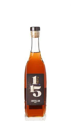 Amontillado 1/15 Gaspar Florido 50 cl NV
