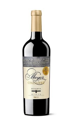 Mayor Ondarre Reserva 2014-15