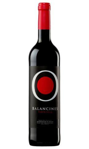 Balancines Negre Punto Rojo 2016