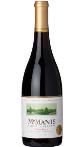 McManis Pinot Noir 2017