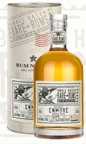 Rum Nation Enmore KFM Isla Cask 2002-2020