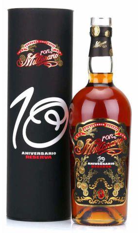 Ron Millonario 10 Aniversario Rsv.