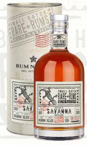 Rum Nation Savanna Grand Arome 2007-2020