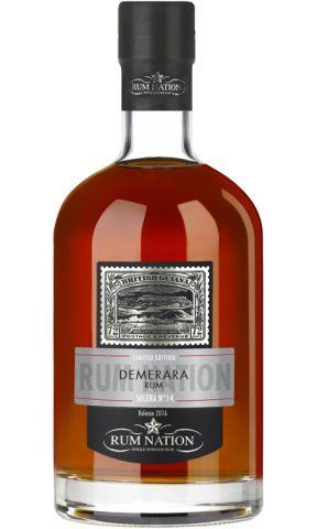 Rum Nation Demerara Solera Nº 14