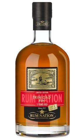 Rum Nation Trinidad 5 years - Oloroso Sherry