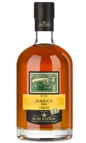 Rum Nation Jamaica 5 years - Oloroso Sherry
