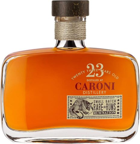 Rum Nation Caroni 22 Years 1998-2020 Sherry Finish